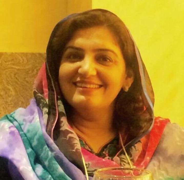 Ms. Shougufta Adil