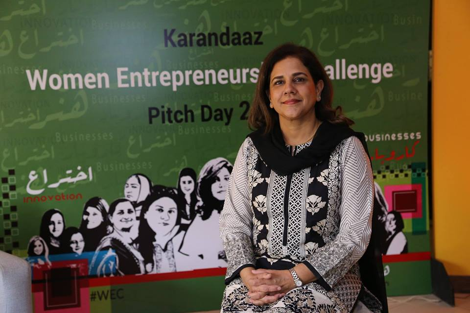 Karandaaz Women Entrepreneurship Challenge 2018