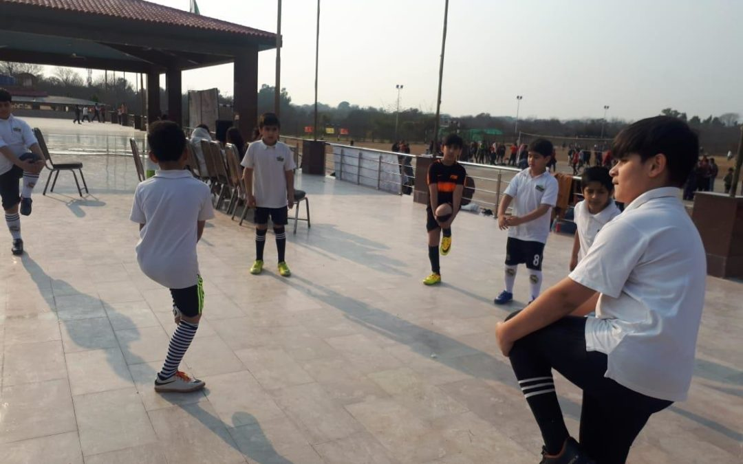Sports Event at Sweet Homes