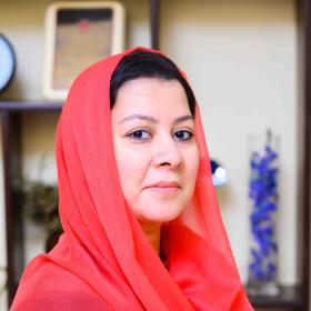 Ms. Dur-e-Najaf