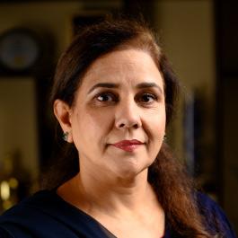 Ms. Rubina Naeem