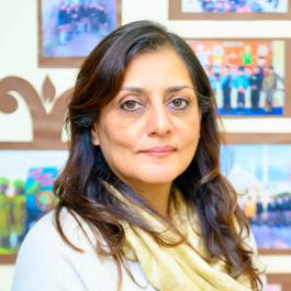 Ms. Rukhsana Safdar