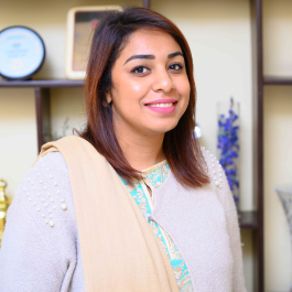 Ms. Zaira Khawar