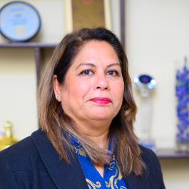 Ms. Fouzia Sabir