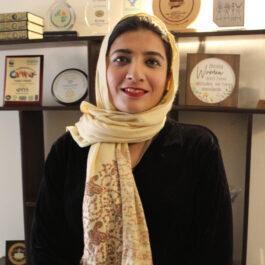 Ms. Ayesha Noor Ilahi