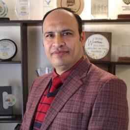 Mr. Khawaja Zahid Hussain