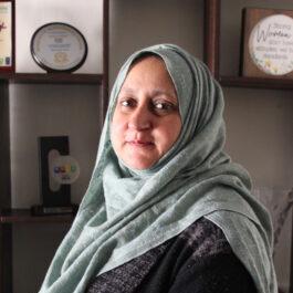 Ms. Fozia Ejaz