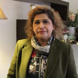 Ms. Syeda Talat Pasha
